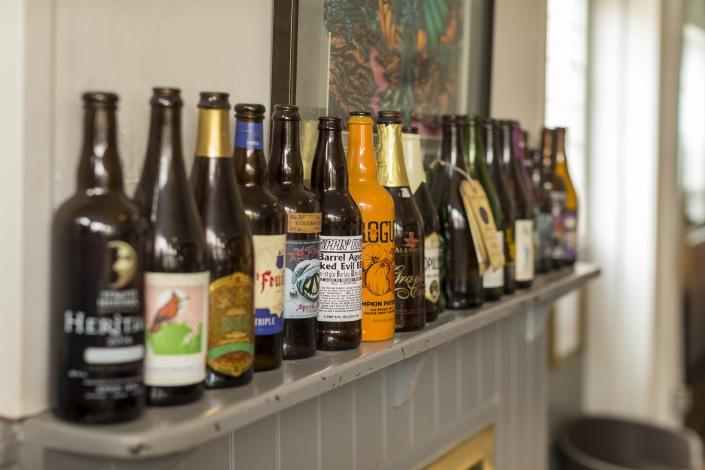 The Mitre TW9 Bottles