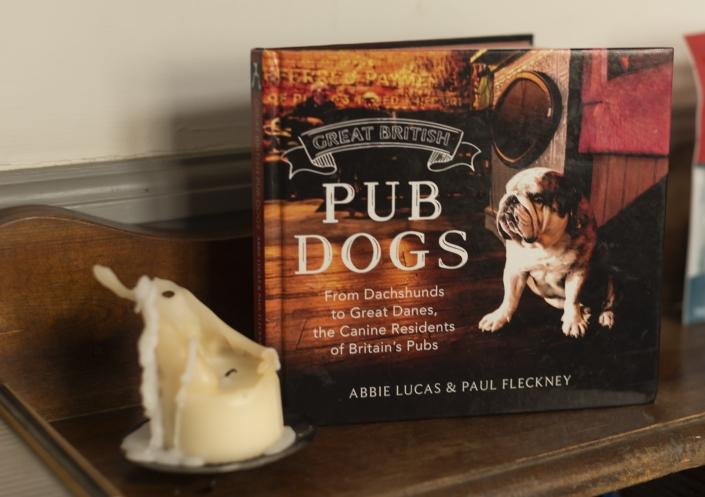 The Mitre TW9 Pub Dogs Book